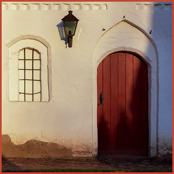 Kirche Sieseby, Photos: Jacques Toffi