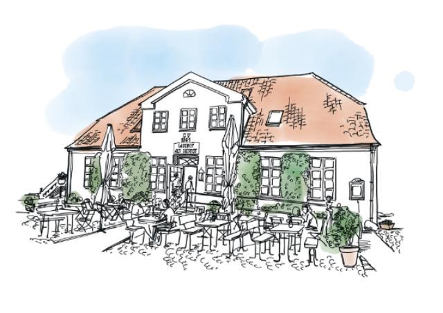Zeichnung Alt-Sieseby