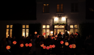 Jahreswechsel im Gasthof Alt-Sieseby