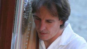 Der Harfenist Michael David