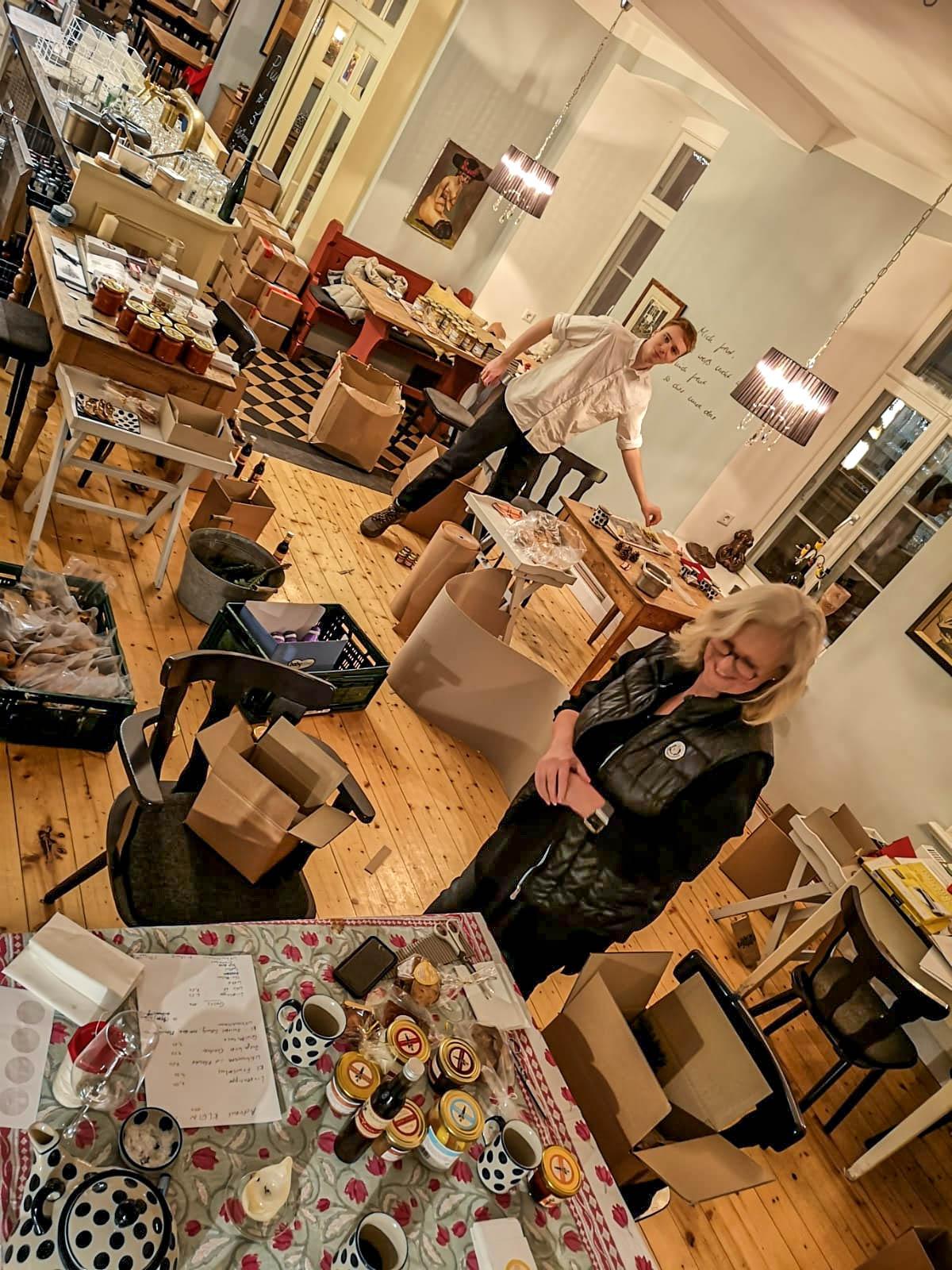 Weihnachtswerkstatt im Gasthof Alt Sieseby