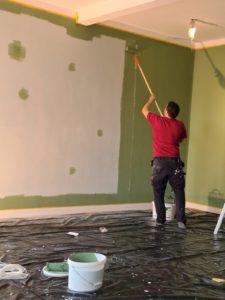 Renovierung Gasthof Alt Sieseby