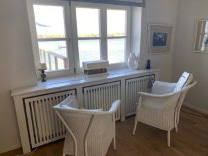 Kapitänshaus des Gasthofs Alt Sieseby - Innen